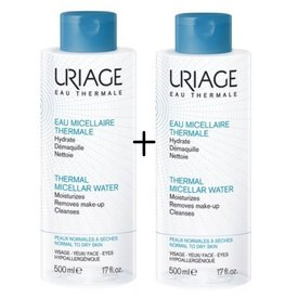 Uriage Apa Micelara Termala Ten normal-uscat  500+500ml