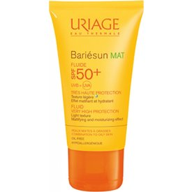 Uriage Bariesun Fluid Mat Spf 50+ 50ml