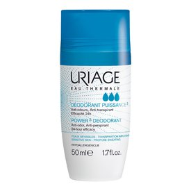 Uriage Deodorant Roll-on Anti-perspirant 24 h 50ml
