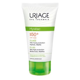 Uriage Hyseac Fluid Spf 50+ 50ml