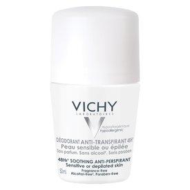 Vichy Deodorant Roll-on 48h Fără Parfum 50ml