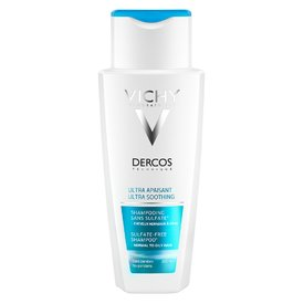 Vichy Dercos Șampon Ultra Calmant Par Normal-Gras  200ml