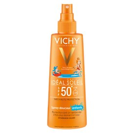 Vichy Ideal Soleil Spray Delicat Copii Extra Sensitive Spf 50+ 200ml