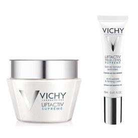 Vichy Liftactiv Supreme Crema Ten Normal 50ml + Liftactiv Supreme Crema Ochi 15ml