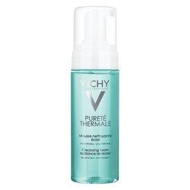 Vichy Purete Thermale Spumă de Curăţare cu Efect de Luminozitate 150ml