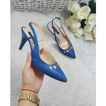 Pantofi albastri Dada