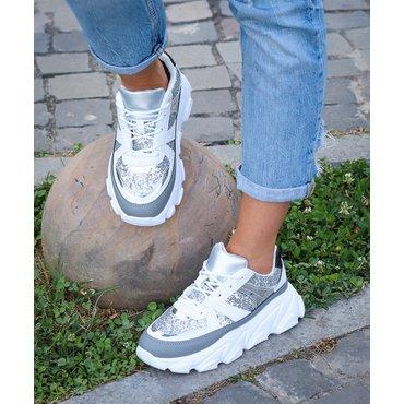 Pantofi dama sport casual Sensy