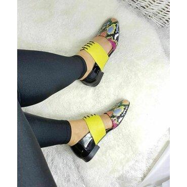 Pantofi de dama color Lana