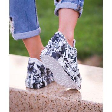Pantofi de dama sport casual imprimeu  Nika