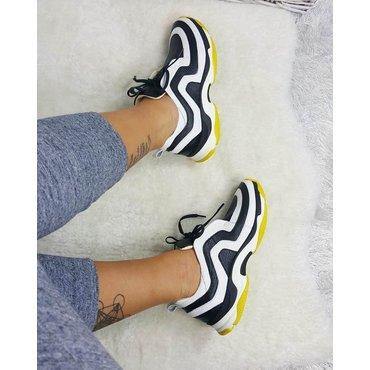 Pantofi sport casual din piele natura Zoli