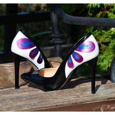 Pantofi stiletto Feeria