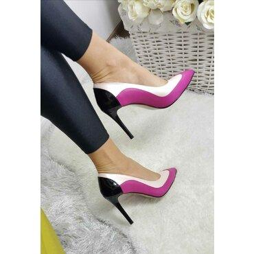 Pantofi stiletto Mili
