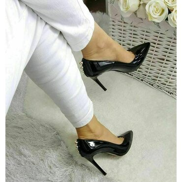 Pantofi stiletto Perla