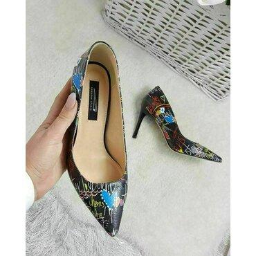 Pantofi stiletto Sandra