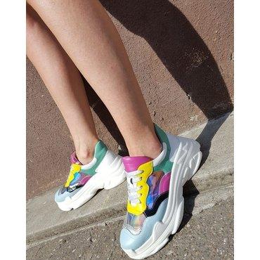 Pantofi tip sneakers Adeline