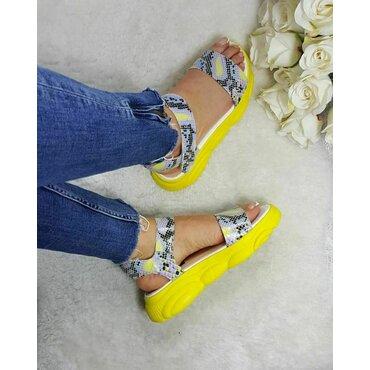 Sandale de dama color  Ania
