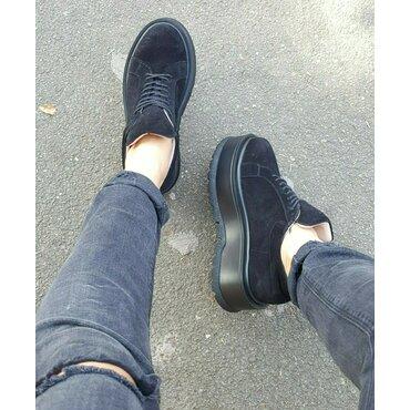 Sneakers platform Levi