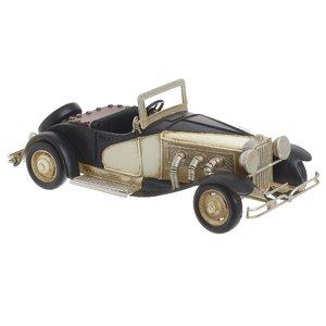 Antiq Car Decoratiune, Metal, Bej