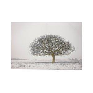 Antonny Tablou copac, Canvas, Multicolor