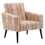 Billy Fotoliu, Textil, Multicolor