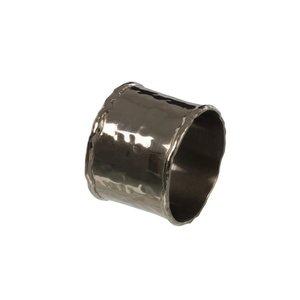 Binet Set 4 inele servet, Metal, Cupruriu