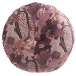 Blossom Perna decorativa, Textil, Roz
