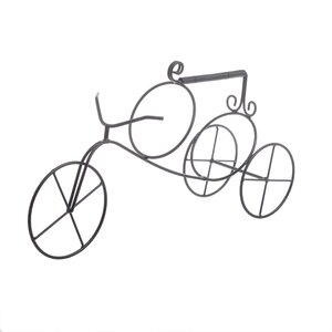 Carlton Suport sticle bicicleta, Fier, Negru