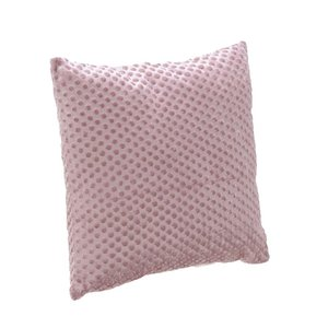 Cassie Perna decorativa, Textil, Roz