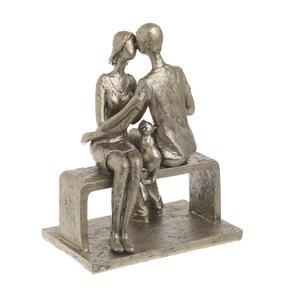 Catlin Statueta, Polirasina, Auriu