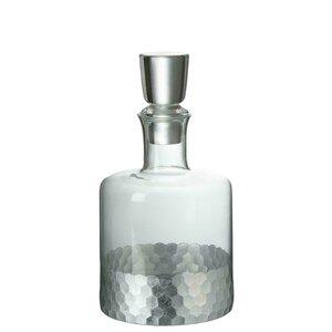 Decan Decantor, Sticla, Argintiu
