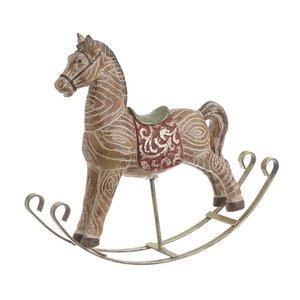 Decoratiune Rocking Horse