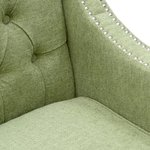 Dennis Fotoliu, Textil, Verde