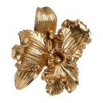 Elys Decoratiune floare, Polirasina, Auriu
