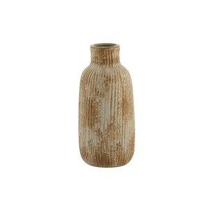 Embo Vaza mic, Ceramica, Crem