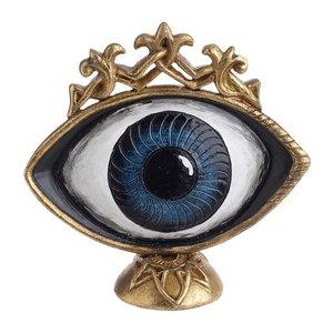 Eye Decoratiune ochi, Polirasina, Auriu
