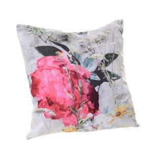 Flower Perna decorativa, Textil, Multicolor