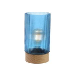 Geni Lampa LED, Sticla, Albastru