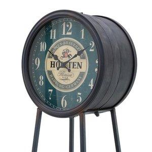 Hector Etajera ceas, Metal, Gri