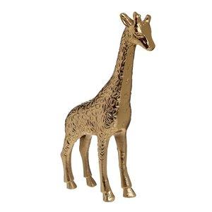 Horia Statueta Girafa, Metal, Auriu