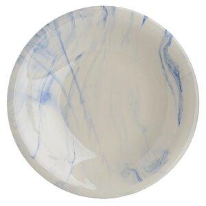 Javier Platou, Ceramica, Alb