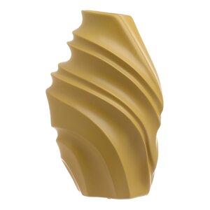 Kasia Vaza, Ceramica, Galben