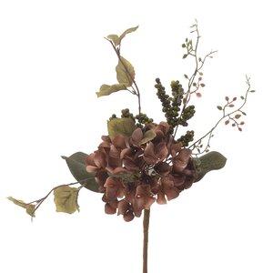 Lillian Floare artificiala, Plastic, Roz
