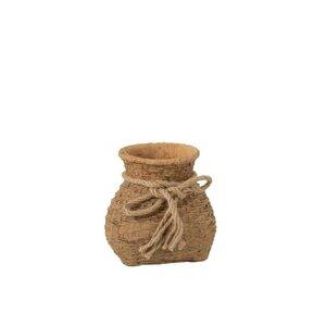 Lipa Ghiveci mic, Ciment, Maro
