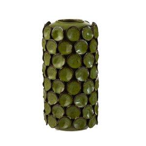 Malou Vaza mica, Ceramica, Verde