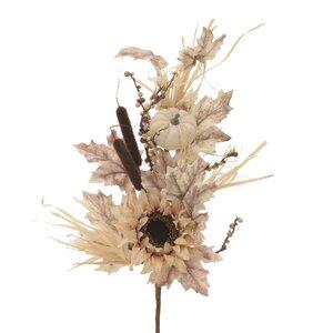 Melody Floare artificiala, Plastic, Auriu