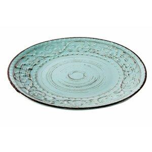 Muskaan Platou, Ceramica, Albastru