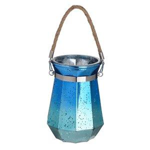 Nasir Felinar mediu, Sticla, Albastru