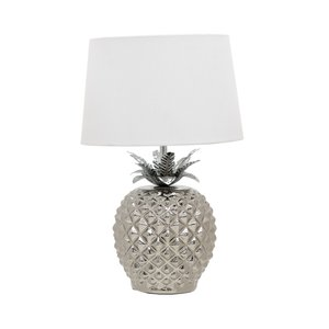 Pineappy Veioza ananas, Ceramica, Gri