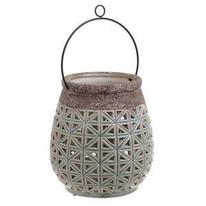 Salim Felinar, Ceramica, Verde