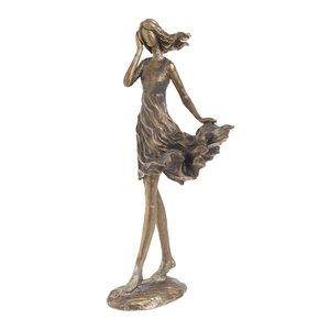Suzy Statueta fata, Polirasina, Auriu